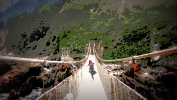 footbridge of faith