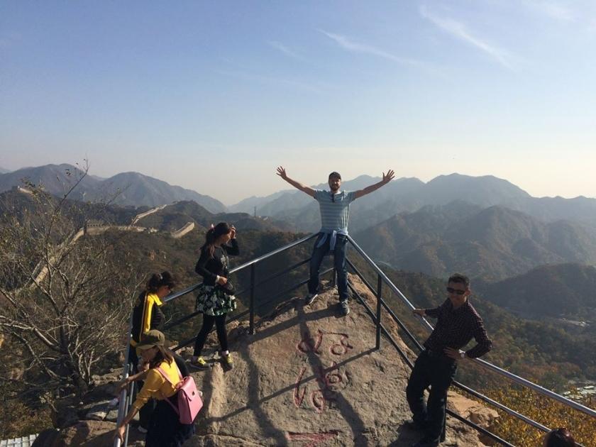 steve in china