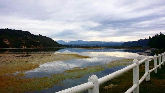 lagooning
