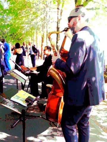 music in the park