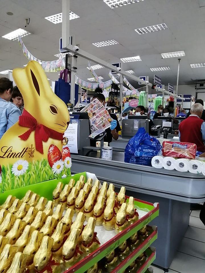 grocery isle