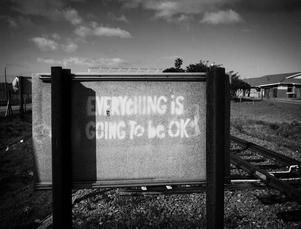 every thing is going to be ok